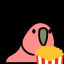 :popcornparrot: